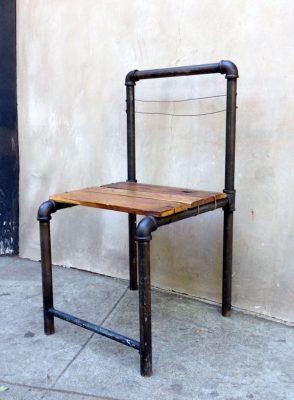 صندلی با لوله